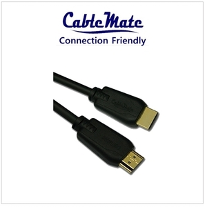 CABLEMATE HDMI Ver1.4 기본형 골드 케이블 (5M,10M)