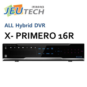 HYBRID : XPM16R X-PRIMERO  (아날로그, FULL HD, AHD, TVI, HD-SDI, EX-SDI, IP)  / MAGIC IP
